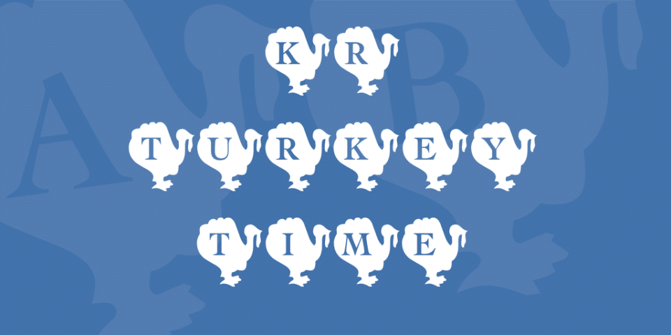 8 Best Thanksgiving Fonts For You to Gobble Up