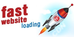 Fast Loading Websites