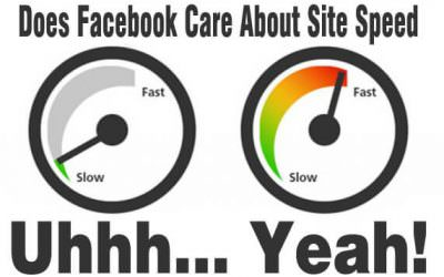 Is your website speed optimised?